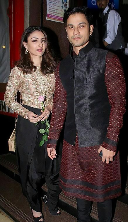Kunal Khemu in our complete Ethnic Attire