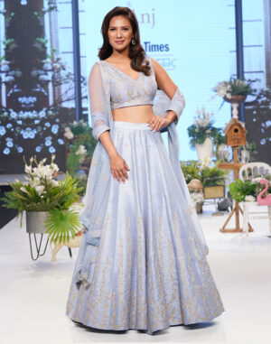 THE MALIKA LEHENGA SET